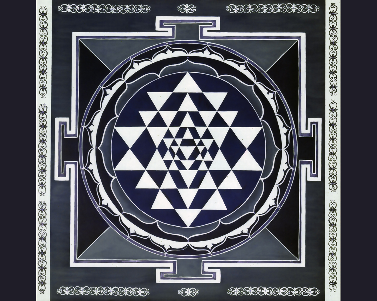 Sri Yantra Wallpapers The Revolution Is Within